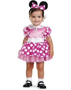 Disfraz de Minnie Mouse Clubhouse Rosa para bebé
