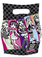 Set de bolsas para chuches o juguetes Monster High