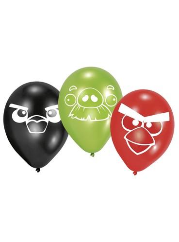 Set de globos Angry Birds