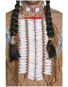 Peto de indio del Oeste