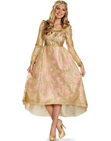 Disfraz de Aurora Coronación Maléfica para mujer