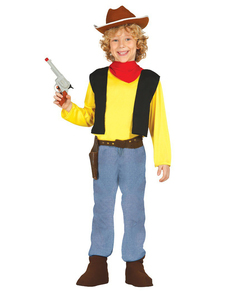 Disfraz de vaquero pistolero infantil