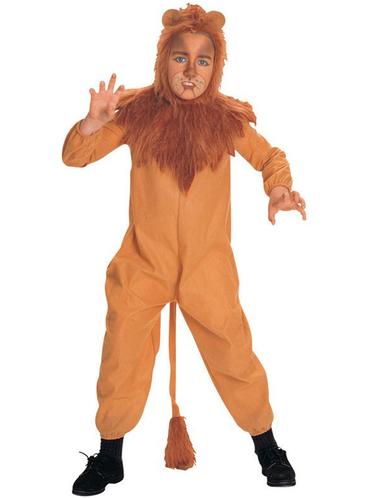 Disfraz de León El Mago de Oz niño