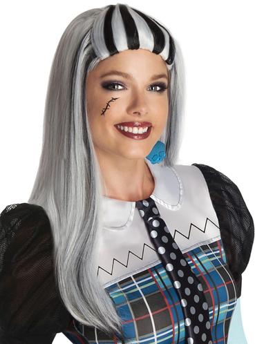 Peluca de Frankie Stein Monster High adulto