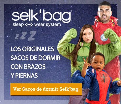 sacos de dormir selkbag