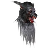 Máscara de Black Wolf
