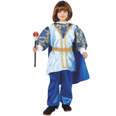 Disfraz de Rey de Francia niño