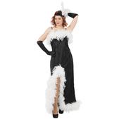 Disfraz de glamour años 20