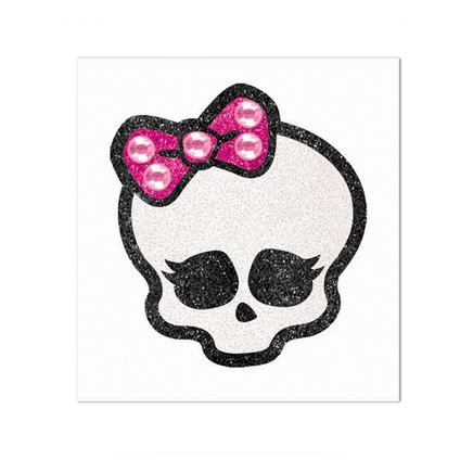 Tattoo calavera Monster High: comprar online