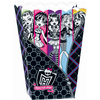 Cajita de papel para fiesta Monster High