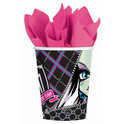 Set de vasos Monster High