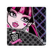 Platos fiesta Monster High