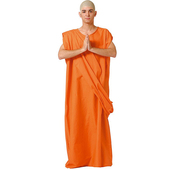 Disfraz de budista