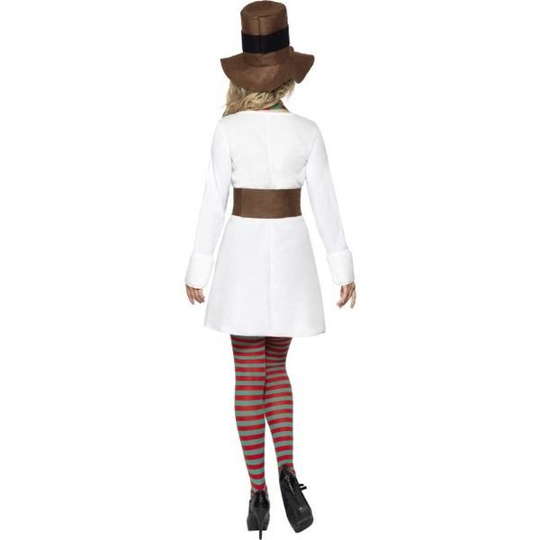 Schneemann Kostüm für Damen günstig online kaufen, Preis