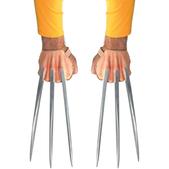 Griffes Wolverine Adamantium adulte