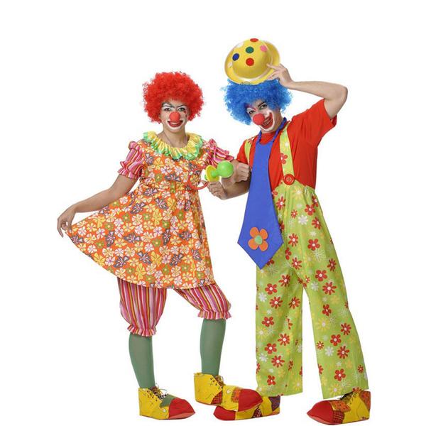 Disfraces de payasos y circo para adultos: Comprar online - Funidelia