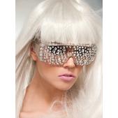 Gafas de diamantes de Lady Gaga