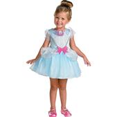 Disfraz de La Cenicienta bailarina para niña