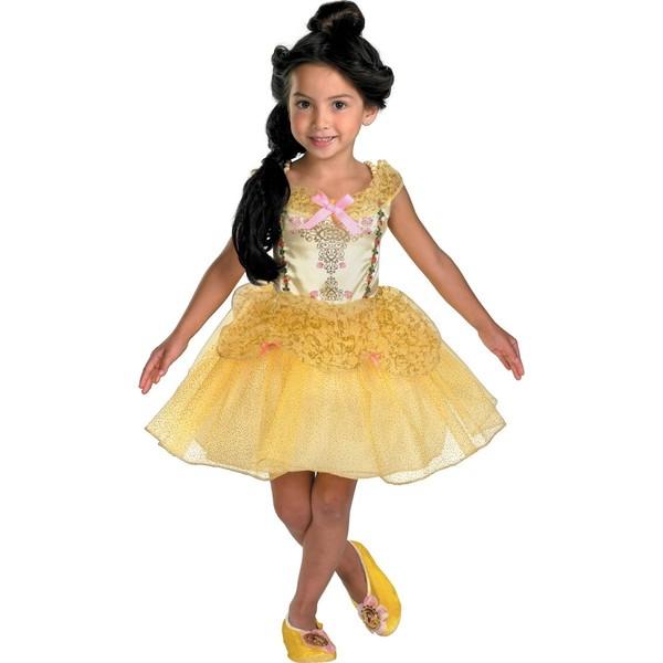 Disfraz de Bella bailarina para niña: comprar online