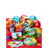 Kit de fiesta Super Mario Bros