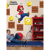 Decoración gigante de pared Super Mario Bros