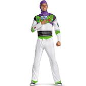 Disfraz de Buzz Lightyear classic adulto