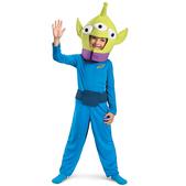 Disfraz de Alien de Toy Story infantil