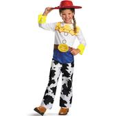 Disfraz de Jessie Toy Story classic para niña