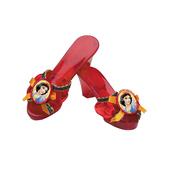 Zapatos Rojos Blancanieves niña
