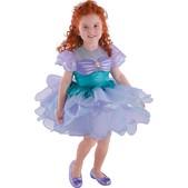 Disfraz La Sirenita Ariel para niña versión Classic