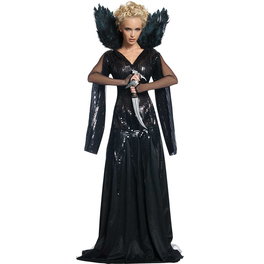 Disfraz de Reina Ravenna Blancanieves y La Leyenda del Cazador
