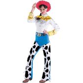 Disfraz de Jessie Toy Story deluxe adulto