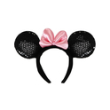 Diadema Minnie Mouse Deluxe Infantil