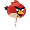 Globo Angry Birds Rojo