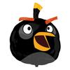 Globo Angry Birds Negro
