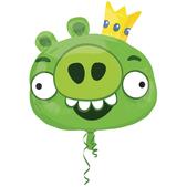 Balão Angry Birds King Pig