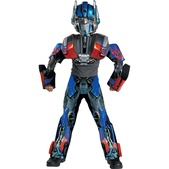 Disfraz de Transformers Optimus Prime Movie 3D infantil