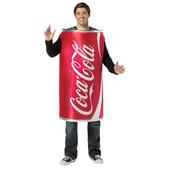Disfraz de Lata Coca-Cola