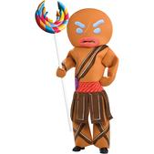 Disfraz de Gingerbread Guerrero Shrek
