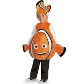 Disfraz de Pez Payaso Nemo