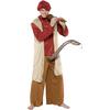 Disfraz de encantador de La Serpiente