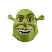 Máscara de Shrek deluxe para adulto