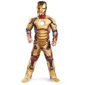 Disfraz de Iron Man 3 luminoso para niño