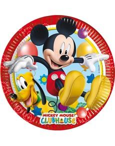 Set de platos Mickey Mouse Clubhouse