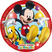Set de platos Mickey Mouse Clubhouse