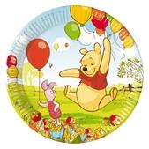 Set de platos grandes de Winnie the Pooh