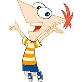 Figura de cartón articulada Phineas