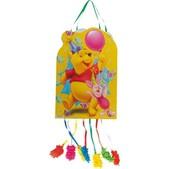 Piñata perfil Festín Winnie the Pooh