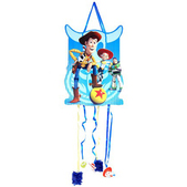 Piñata perfil Woody Toy Story
