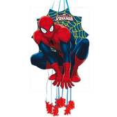 Piñata silueta Figura Ultimate Spideman